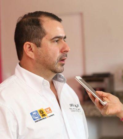 Respalda PRD consulta pública para decidir el regreso de Uber a Cancún