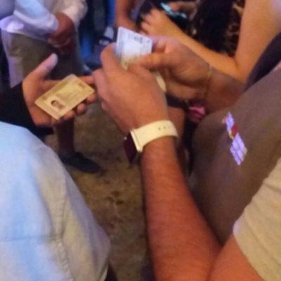 Mil 800 menores de edad se quedaron con las ganas de 'reventarse' en centros nocturnos, bares y discotecas durante la Semana Mayor