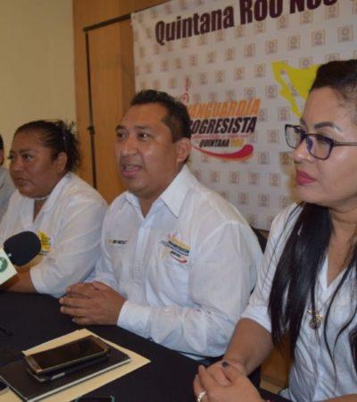 Vanguardia Progresista respalda candidatura de 'Chanito'