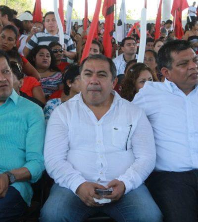 """""""NO TE PUEDO ATENDER, ESTOY OCUPADO"""": René Sansores declina hablar sobre la decisión de Remberto para no repetir en el cargo"""