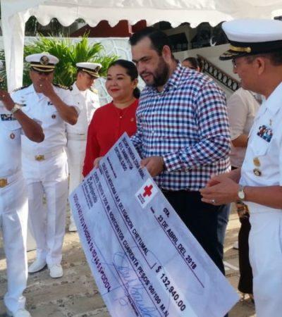 La Cruz Roja en Chetumal enfrenta problemas para recaudar millón y medio de pesos