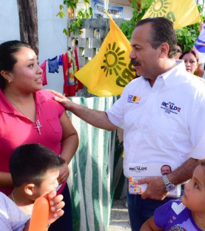 Julián Ricalde se pronuncia por elevar derechos de la mujer a rango constitucional para combatir acoso y maltrato
