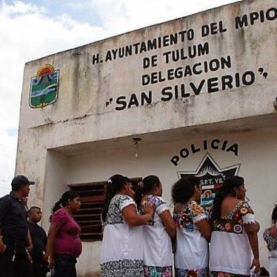 En San Silverio y Yalchén aún se consideran de Tulum, pero en estas elecciones votarán en FCP
