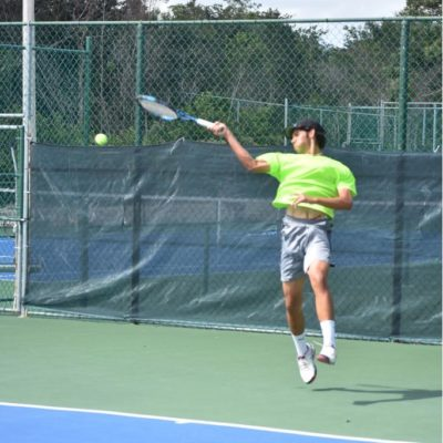 """Este miércoles, en Cancún, se disputará lo mejor del 'deporte blanco'"""" en el 'Cancún Tennis Academy'"""
