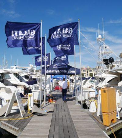 El Caribe mexicano será promocionado en el Boat Show en Lake City, Texas