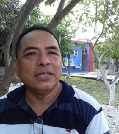 Hermelindo Be Cituk renuncia a alianza 'Juntos Haremos Historia' en Solidaridad