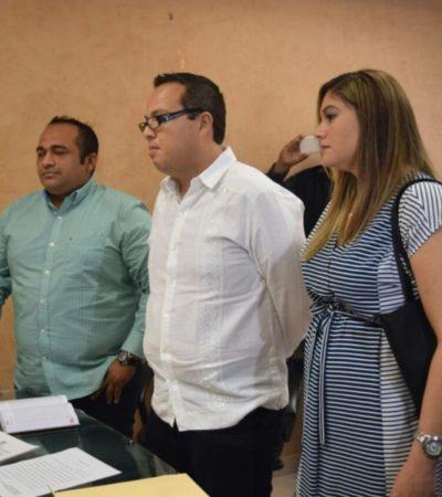 Teqroo da tres días de plazo a Comisión Nacional de Justicia Partidaria del PRI para atender queja de Jorge Arturo Meza Ruiz por no ser considerado candidato en BJ