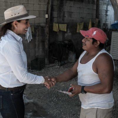 El tren llegará a Tulum para desarrollarlo más: Marybel Villegas