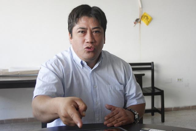 Delegado del PRD en QR exige a Remberto Estrada sacar las manos del proceso electoral por el caso 'Chanito'