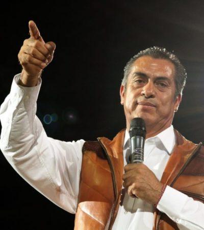 """PURITITA 'SUERTE', RAZA"""": 'El Bronco' abrirá primer debate entre presidenciales"""