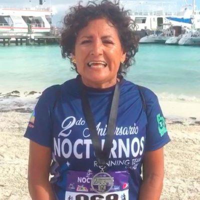 Luz María Rayón Flores busca apoyo para competir en la Costa Dorada de Australia