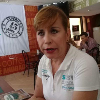 Sí creo en la legalización de la marihuana, admite Susana Hurtado, pero sólo para fines médicos