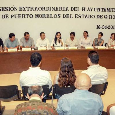 Laura Fernández retoma temporalmente sus funciones como Alcaldesa de Puerto Morelos