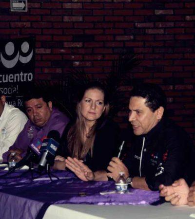 NO HAY NADA PARA NADIE: Ieqroo no ha avalado ninguna candidatura de ningún partido