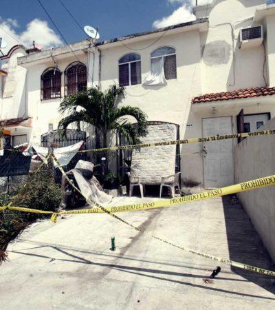 """""""NO ERAN MALAS PERSONAS… SALUDABAN COMO CUALQUIER VECINO"""": Conmoción en Villas del Caribe por la matanza de cinco personas, al parecer miembros de una misma familia"""