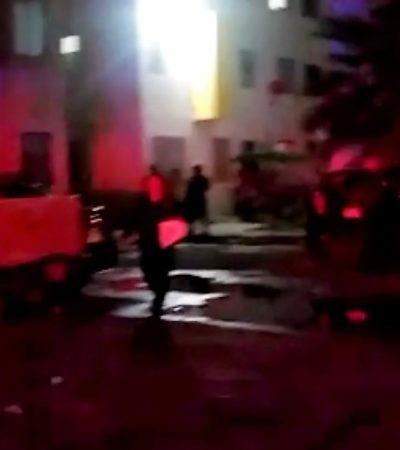 Asesinan a puñaladas a un joven de 18 años en la SM 216 de Cancún