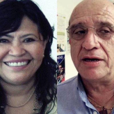"""SIGUE EL 'RELAJO' EN EL PES POR LA NOMINACIÓN EN EL DISTRITO 03: La candidata soy yo, afirma Mildred Ávila;la inscripción fue un """"error"""", insiste Rogelio Márquez"""