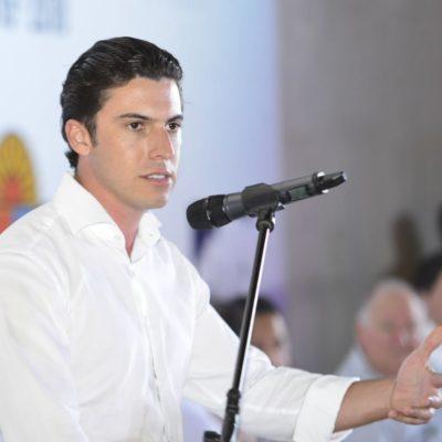 ATERRIZA INVERSIÓN INMOBILIARIA EN CANCÚN: Grupo Cumbres presenta el proyecto 'Residencial Río'; destaca Alcalde confianza de empresarios en la región