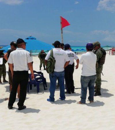 Irregulares, el 90% de operadores en playas de Cancún