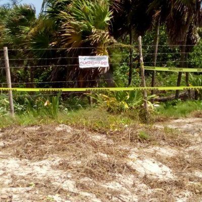 Clausuran desmonte del hotel Grand Coral Beach Club en Punta Esmeralda