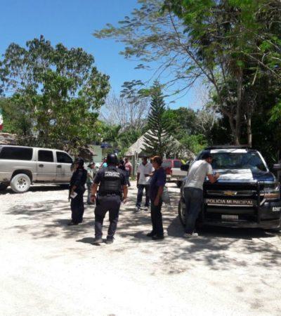 Denuncian invasión y desmonte en rancho 'El vuelo del Águila' Playa del Carmen