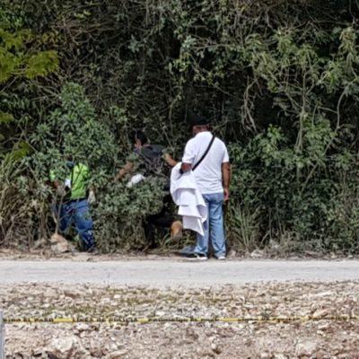 SE CEBA EL HORROR EN CANCÚN: Hallan restos humanos en la Región 249 y una cabeza de una persona con narcomanta por el Deportivo Viany