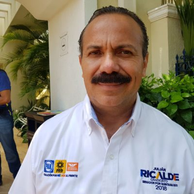 """""""HAY BUENOS POLICÍAS, PERO…"""": La policía tiene gran culpa de lo que pasa en Cancún, dice Ricalde"""