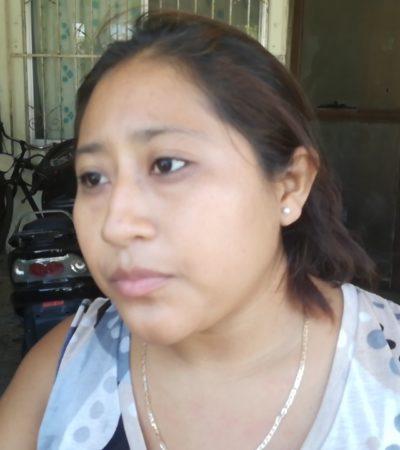 Mujer acusa que quisieron robarle a su bebé en Cozumel