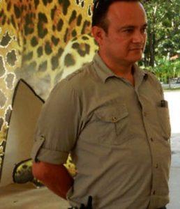 Uno o varios jaguares merodean por Huay-Pix