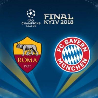 DEFINIDAS LAS SEMIFINALES DE LA CHAMPIONS: Bayern MunichvsReal Madridy LiverpoolvsRoma, duelo de viejos conocidos y de debutantes