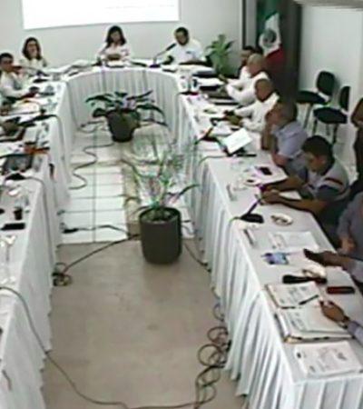 EN VIVO | SESIÓN EXTRAORDINARIA DEL IEQROO: Discuten consejeros registro de José Luis 'Chanito' Toledo Medina a la presidencia municipal de Cancún