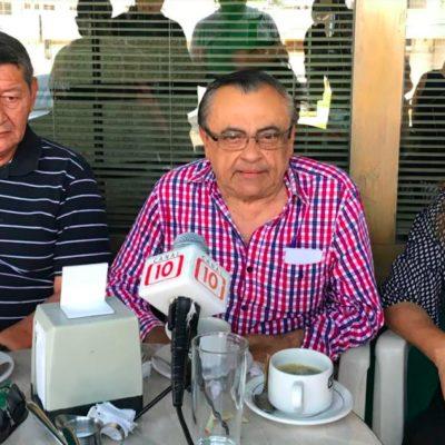 """""""YA LE ESTÁN QUITANDO DEL CAMINO MUCHOS OBSTÁCULOS"""": Morena entregó candidatura de 'Mara' Lezama al Gobierno del Estado, acusan"""