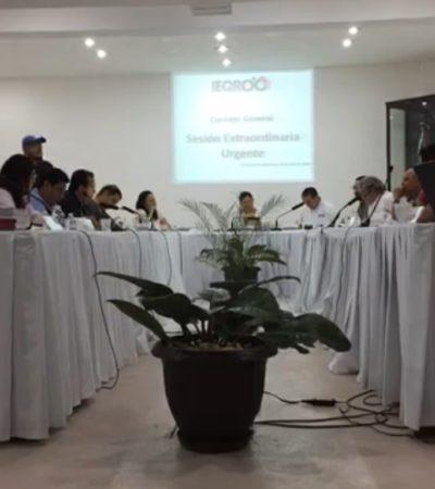 Declara Ieqroo improcedente separación del PES de coalición con Morena y PT