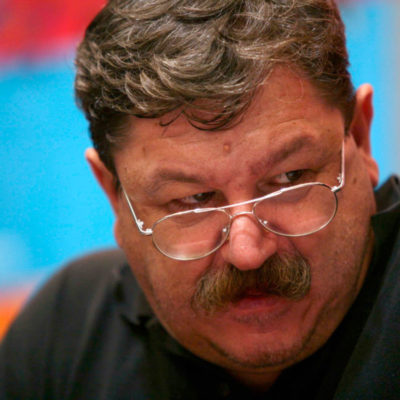 """""""Si te quieren chantajear, Andrés, exprópialos, exprópialos"""", le dice Paco Ignacio Taibo II a López Obrador sobre empresas que no cooperen"""