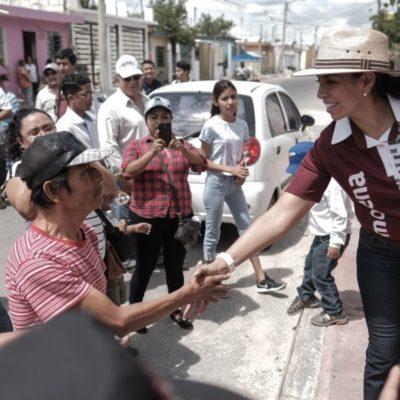 Marybel Villegas considera clave detonar turismo en Chetumal, Bacalar y Mahahual