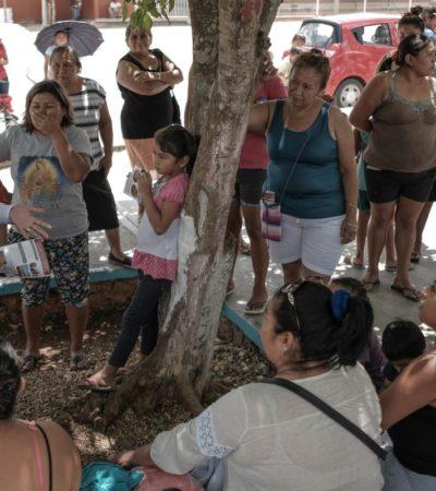 Becas y recursos para el campo de Lázaro Cárdenas promete Marybel Villegas
