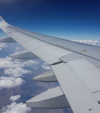 Anuncian vuelo chárter a Cozumel desde EU