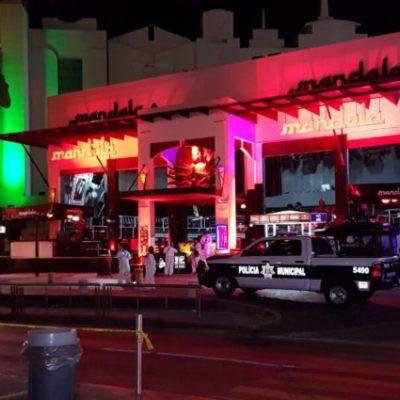 HALLAN EJECUTADO EN LA ZONA HOTELERA: Con el tiro de gracia y amarrado de pies y manos, aparece cuerpo de presunto trabajador del 'Mandala' de Cancún