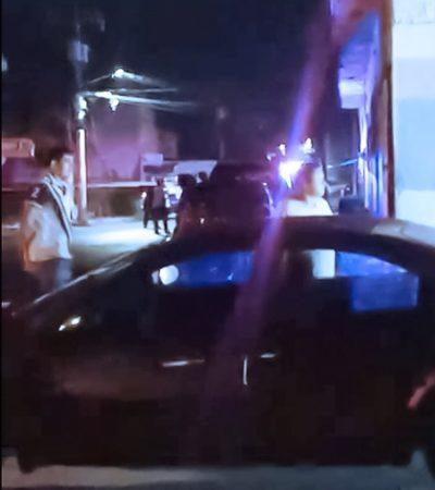 OTRO ATAQUE A BALAZOS EN PLAYA: Un muerto y un herido en estacionamiento del bar 'Eros' por presunta deuda familiar; un detenido
