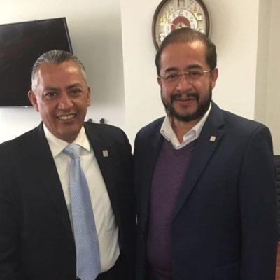 Bajan a Hernán Pastrana y nombran a Carlos Mario Villanueva Tenorio candidato a la alcaldía de OPB por la alianza Morena-PES-PT