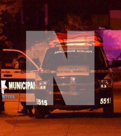 OTRA MATANZA EN CANCÚN: Reportan balacera en Villas del Caribe con saldo preliminar de 5 personas ejecutadas y una herida