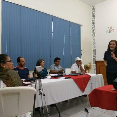 Comunicadores mayas celebran cumbre en Felipe Carrillo Puerto