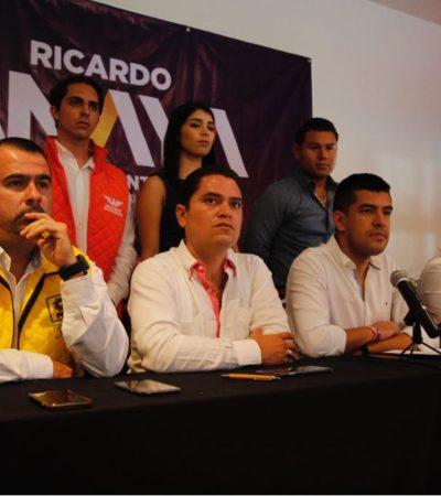 Carlos Joaquín, activo del 'Frente' en Quintana Roo, dice coordinador regional de campaña de Ricardo Anaya