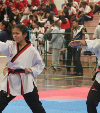 Compiten cinco estados por pase a la Olimpiada y Campeonato Nacional Juvenil 2018