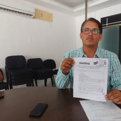 Nuevo intento formal del PES para separarse de la coalición 'Juntos haremos historia' en Quintana Roo