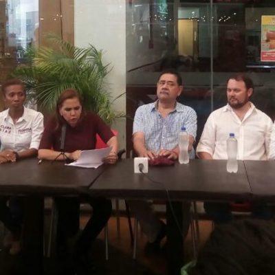 INCLUYE 'MARA' A LA 'MAFIA DEL PODER': Se registra candidata de Morena y presenta a su planilla para Cancún
