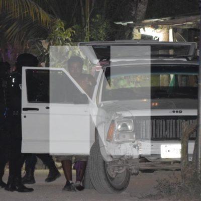 TERCER ATAQUE EN DOS DÍAS: Otro fallido intento de ejecución en la colonia irregular Tres Reyes
