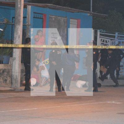 SE CONSUMA EJECUCIÓN DE CUSTODIO: Un día después de ser baleado en la Región 227, muere en el hospital celador de la cárcel en Cancún