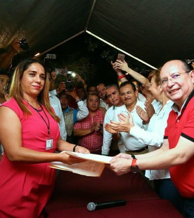 Rompeolas: Mario Machuca tiene su propio árbitro en el Ieqroo