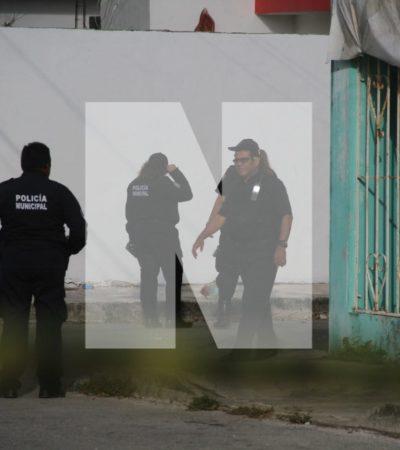 AMANECE EL SÁBADO CON MACABRA EJECUCIÓN: Hallan cabeza humana en la Región 233 de Cancún